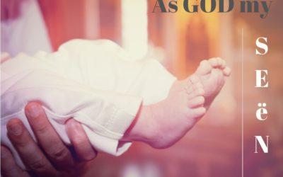 22 Sept – As God my seën