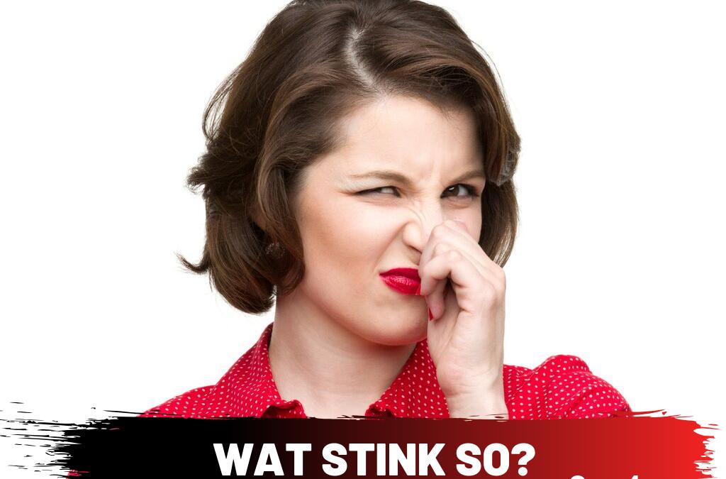 6 Okt – Wat stink so?